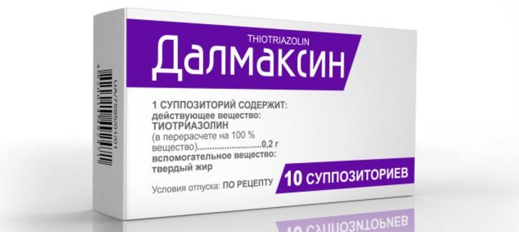 Инструкция по применению Даламаксин
