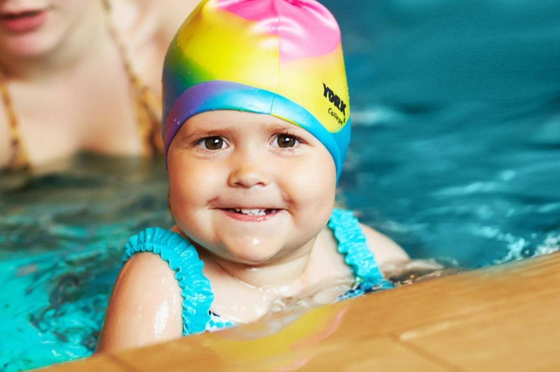 плавание для девочек