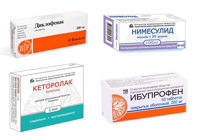 препараты для лечения эпикондилита