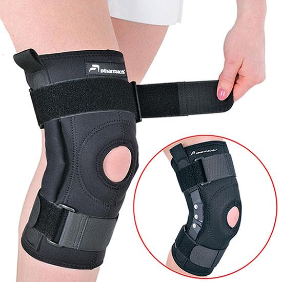 медицинский бандаж на колено