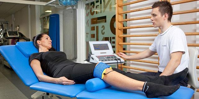увч коленного сустава