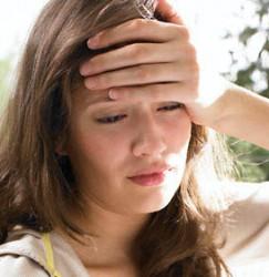 Одним из типичных проявлений ВСД является дистония сосудов головного мозга