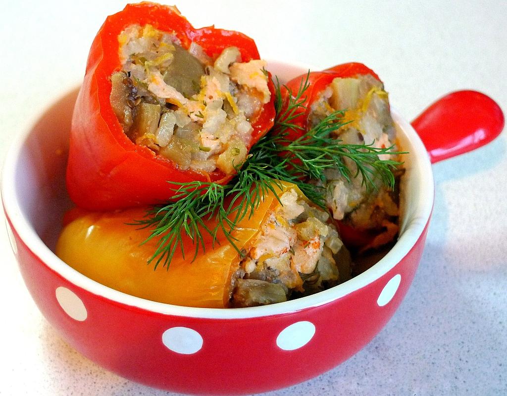 Питание при загибе желчного пузыря фаршированный болгарский перец