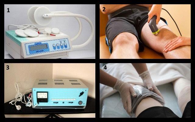 физиотерапевтические методы лечения