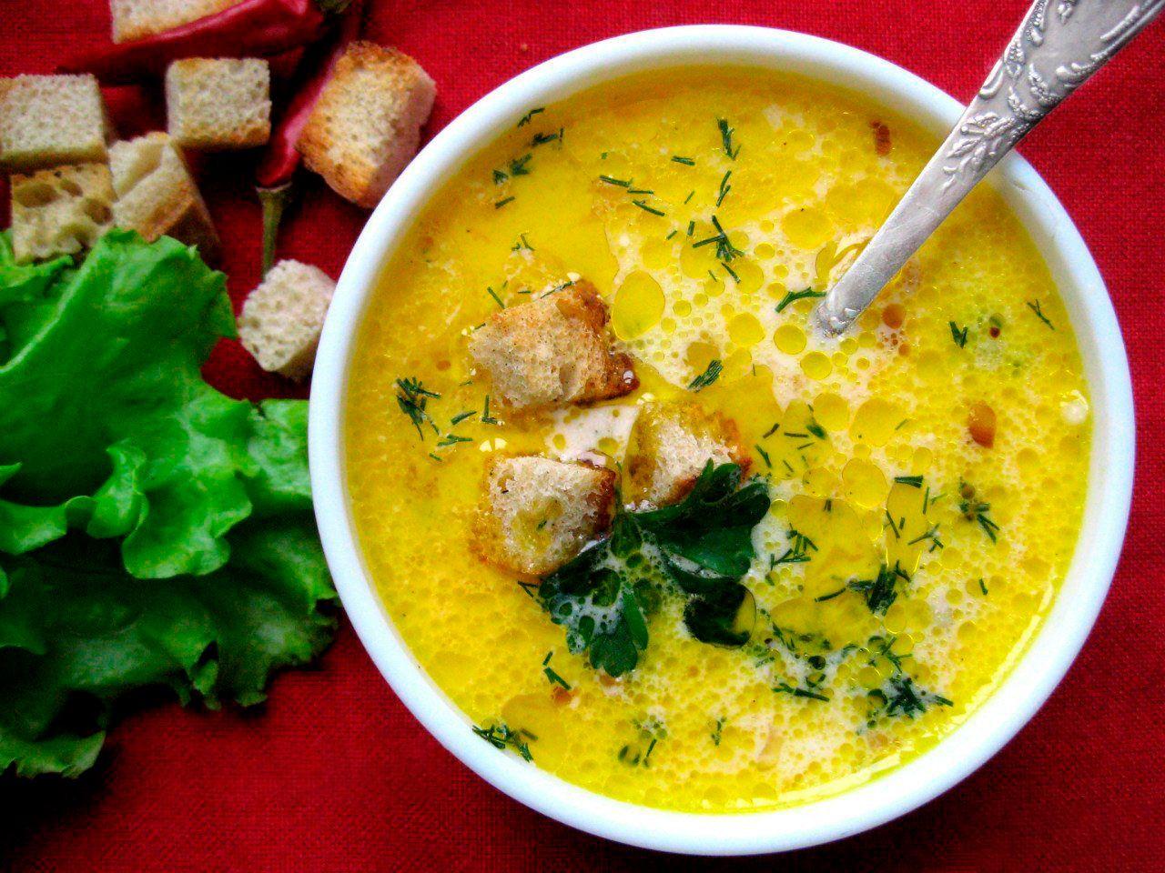 Рецепт овощного супа для питания при панкреатите и холецистите