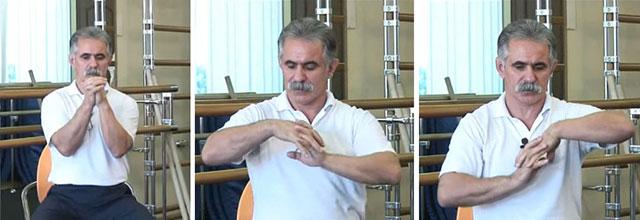 упражнение 13 из комплекса