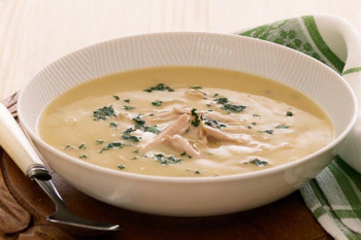 Рецепт крем-супа при заболевании желчного пузыря