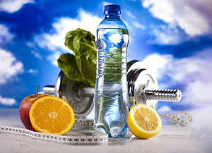 Здоровый образ жизни - питание