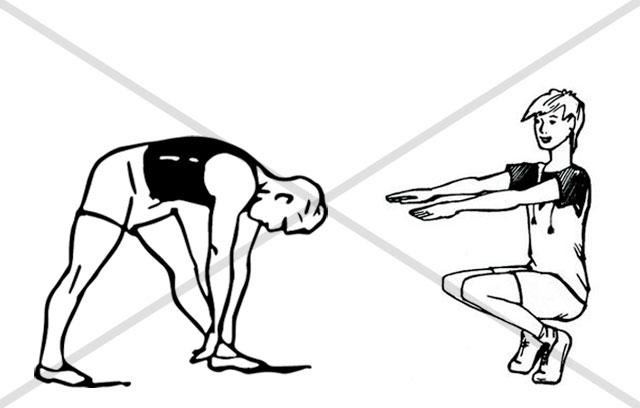 после эндопротезирования тазобедренного сустава запрещено наклоняться к полу и сгибать ноги в коленях более 90 градусов