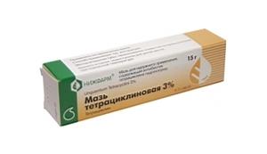 Минусы тетрациклиновой мази