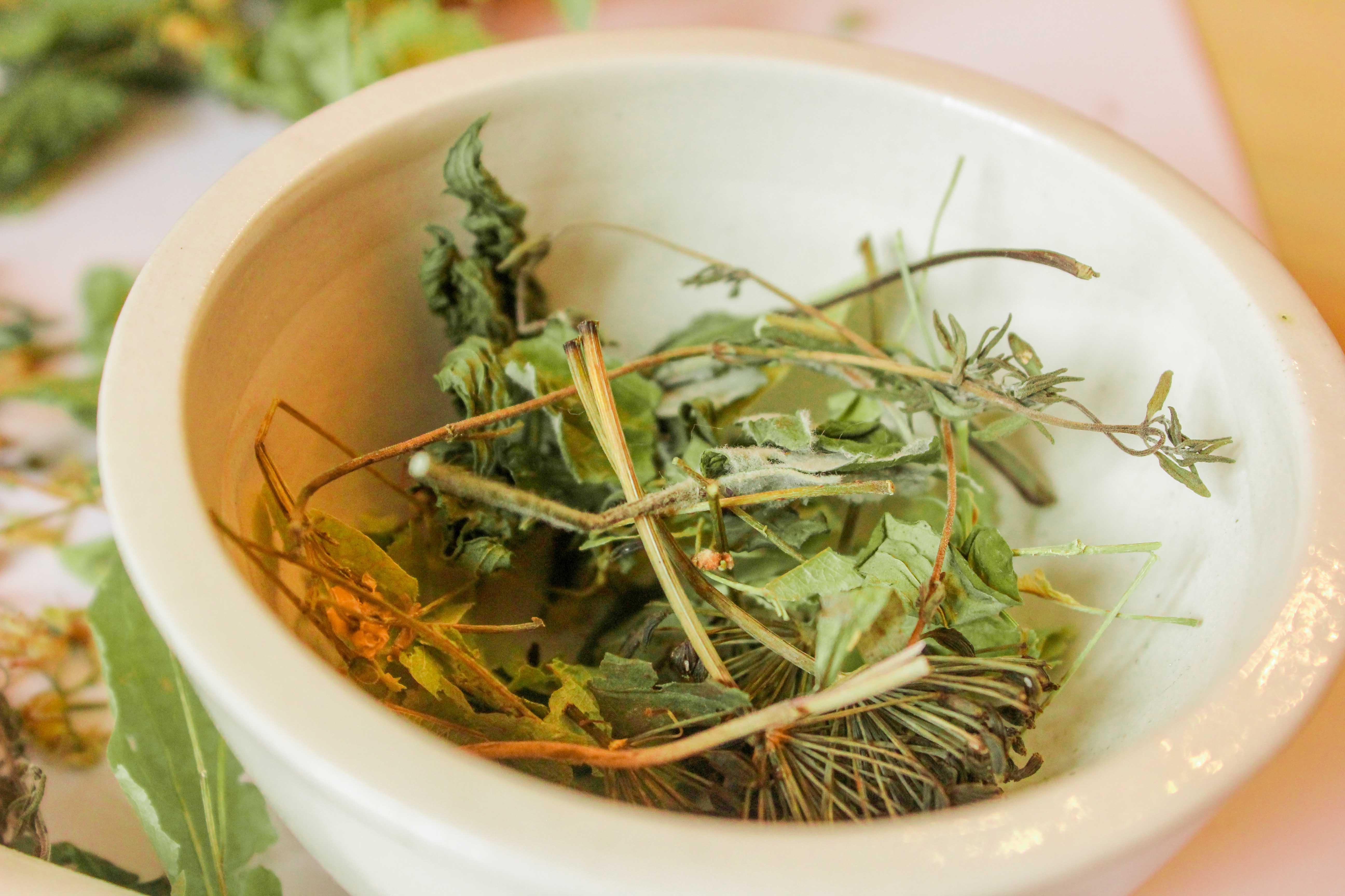 Травяные отвары при хроническом холецистите