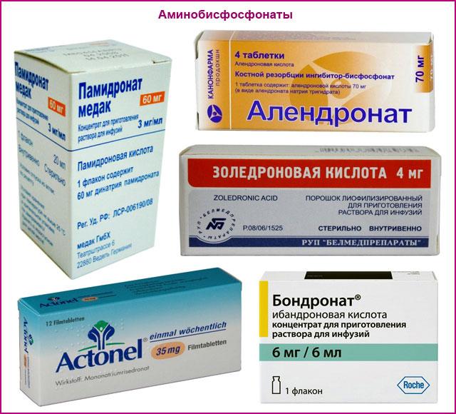 аминобисфосфонаты