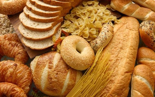 мучные изделия и хлеб