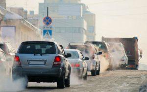 Загрязнённый воздух