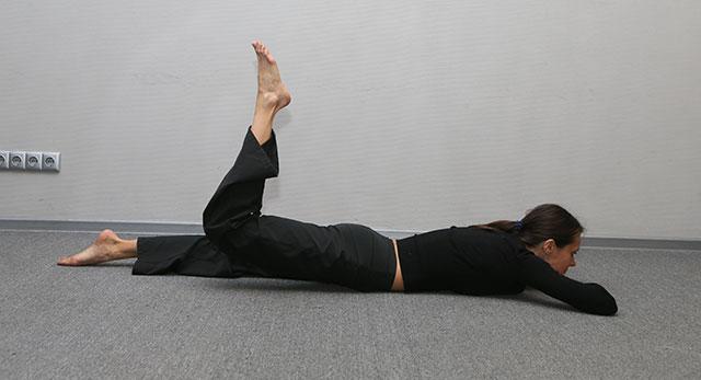 упражнение 2 для коленей