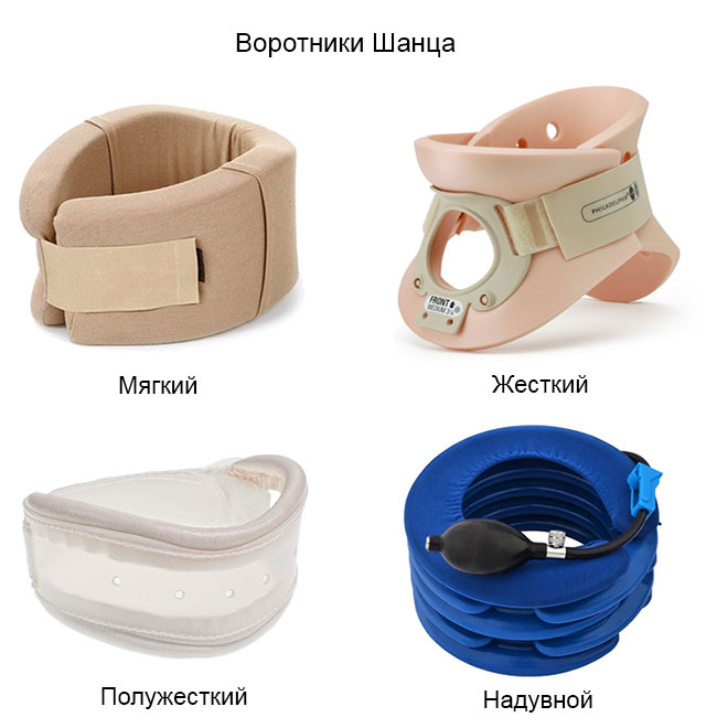 Воротник для шеи при остеохондрозе: виды, как выбрать и использовать, результаты применения
