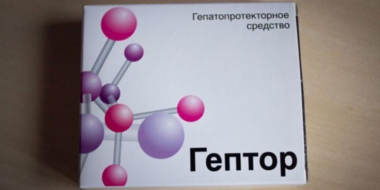 Аналог Гептрала Гептор