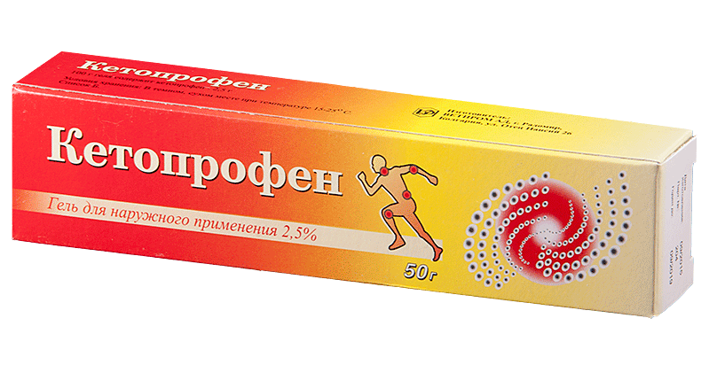 Кетопрофен взаимодействие