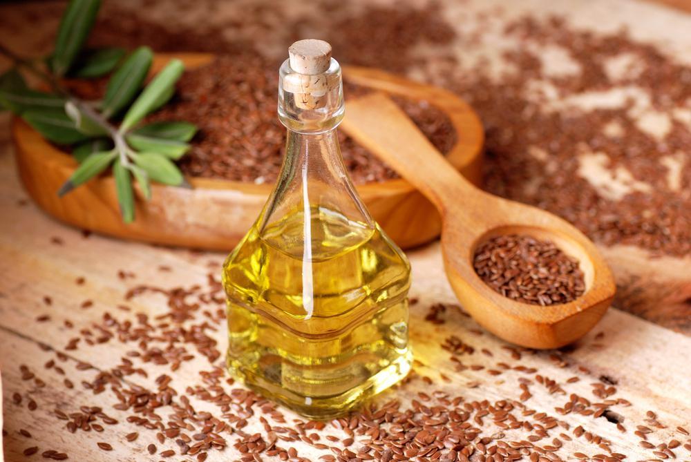 Льняное масло для очищения печени