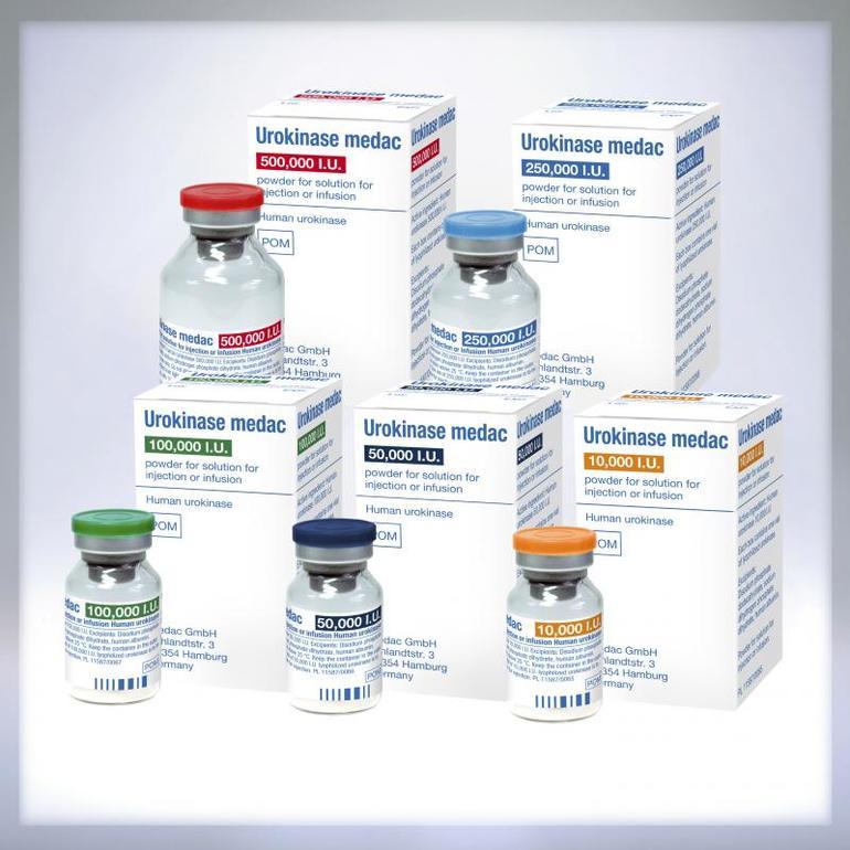 Аналоги препарата Алтеплаза
