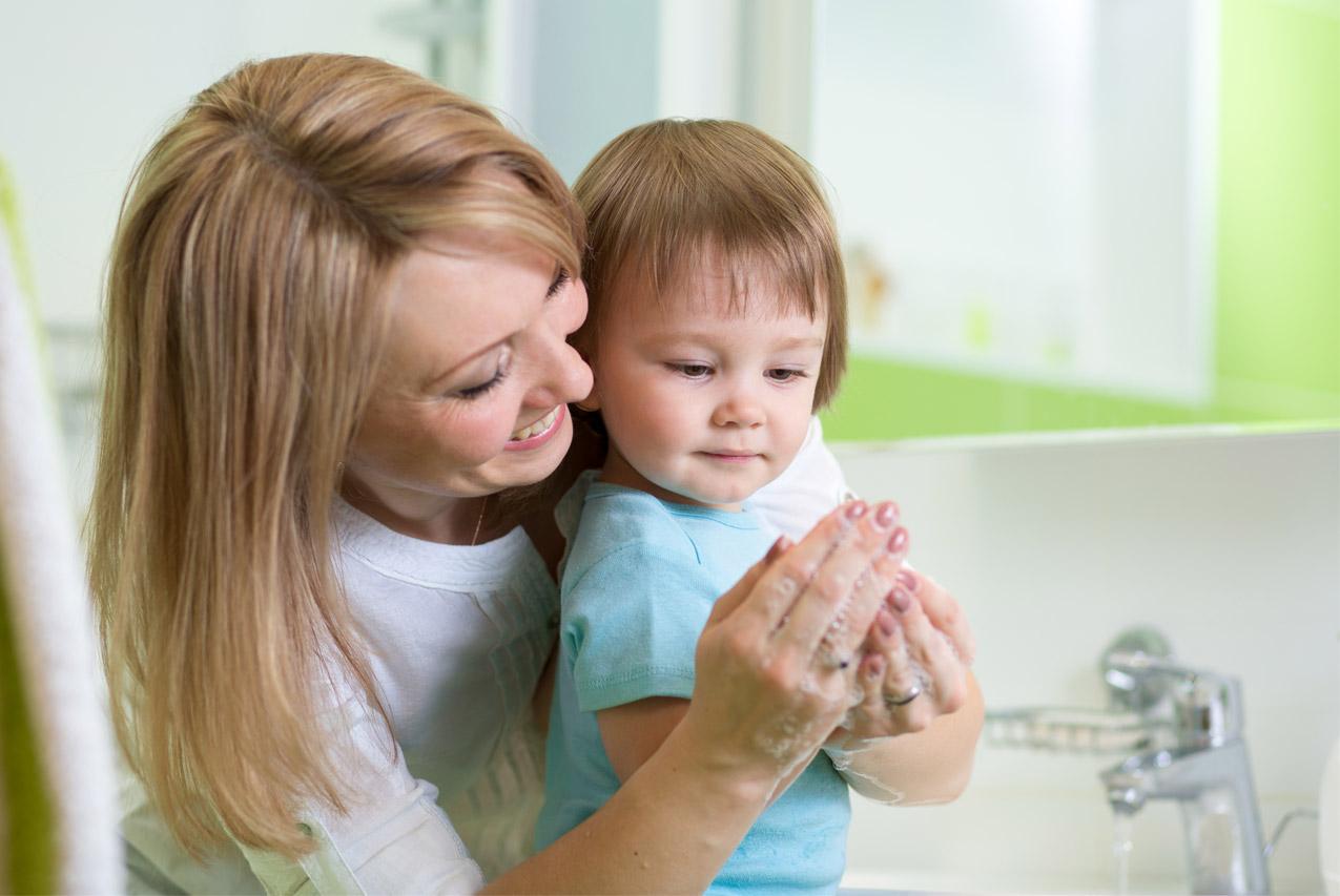 Вирусный гепатит А у ребенка