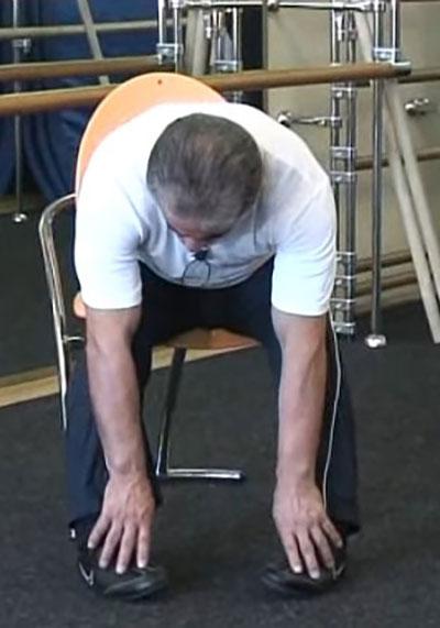 упражнение 11 из комплекса