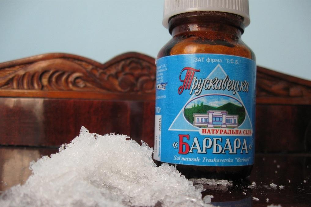 Соль Барбара полезные свойства