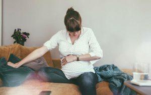 Боль в животе на поздних сроках беременности