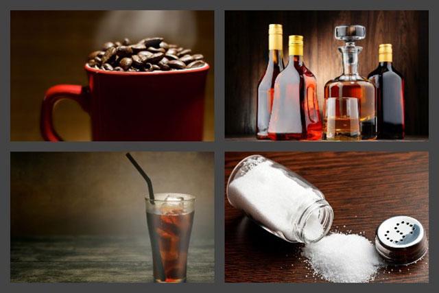 нежелательные продукты при остеопорозе