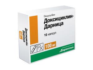 Доксициклин против угревой сыпи
