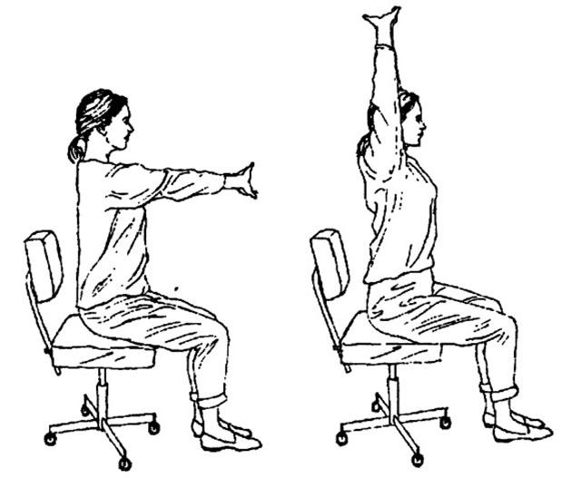 гимнастика при плечелопаточном периартрите