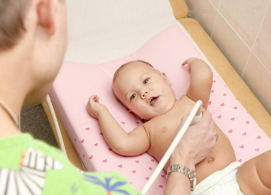 Биопсия печени ребенку