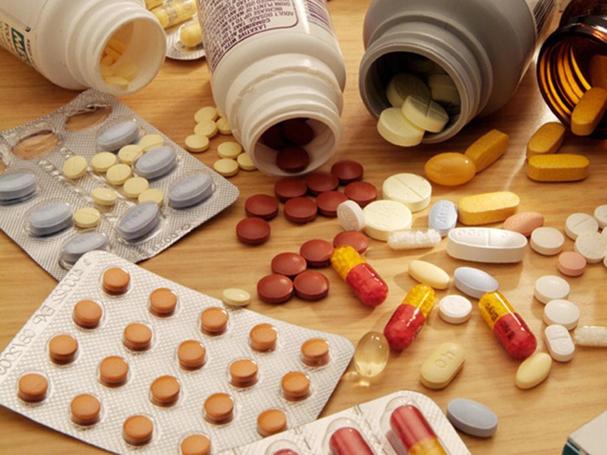 Употребление медикаментов