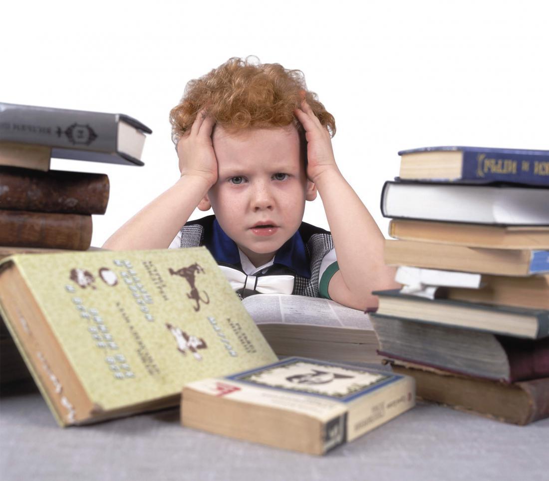 ребенок не запоминает что прочитал