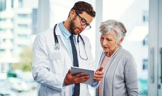ревматолог дает рекомендации по дальнейшему лечению