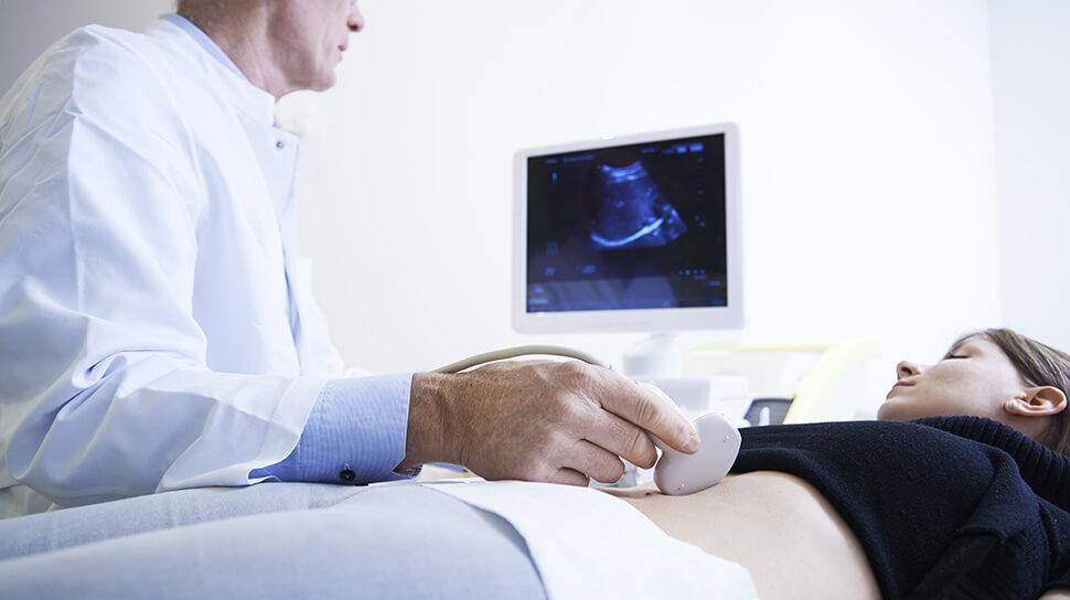 Синдром Бадда-Киари диагностика