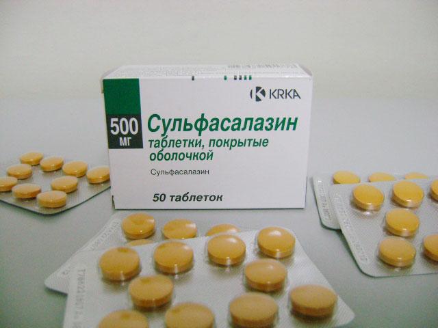сульфасалазин
