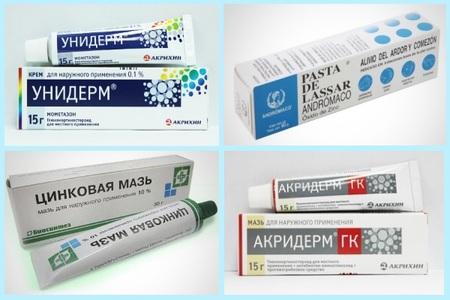 Какие препараты помогают при лишае