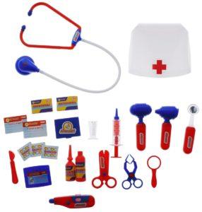 набор для игры в доктора