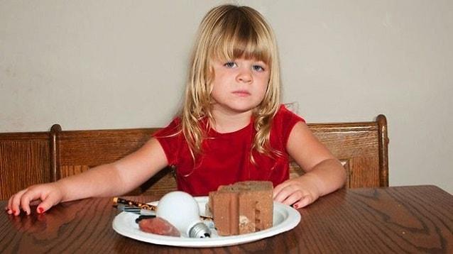 у ребенка извращение аппетита
