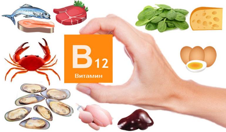 Для чего нужен организму витамин В12