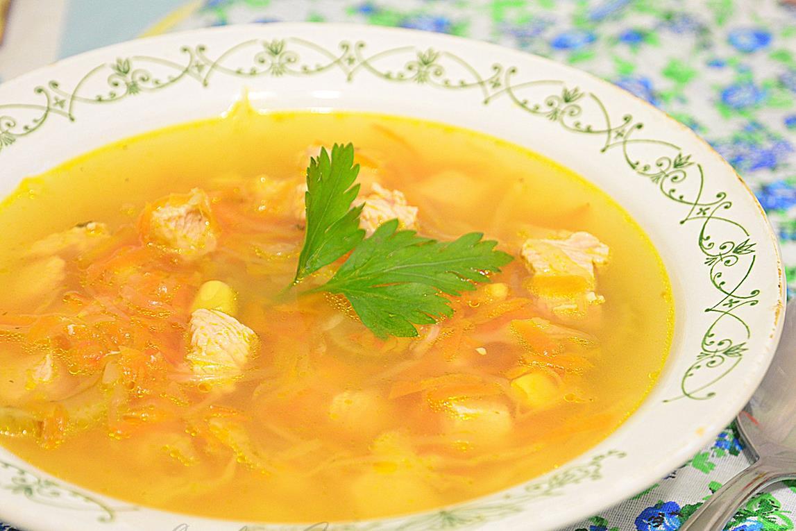 Меню с картофельным супом при заболевании печени и поджелудочной железы на неделю