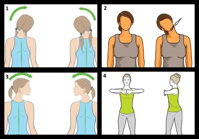 упражнения по методике Норбекова
