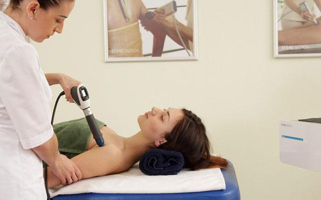 ударно-волновая терапия плечевого сустава