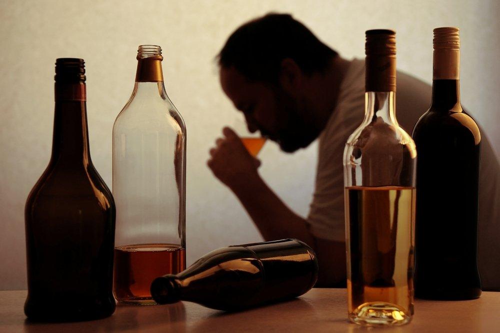 Гепатит от алкоголя
