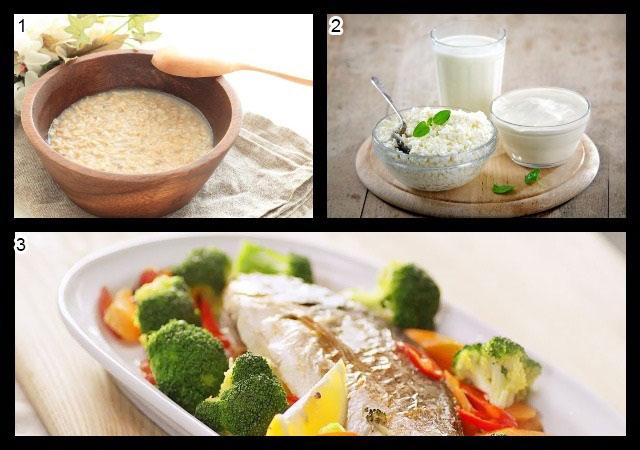 рекомендованные блюда при артрозе