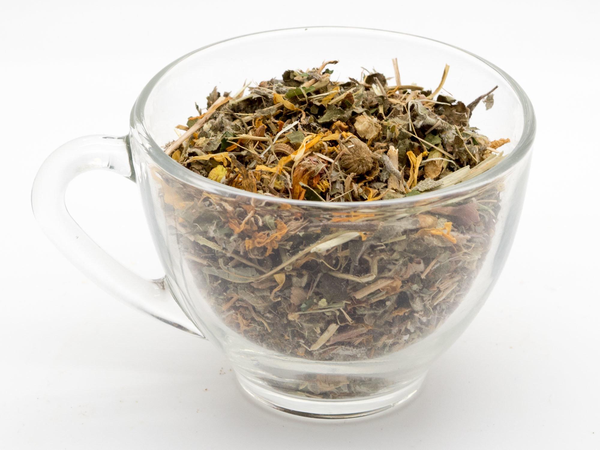 Чай для чистки печени состав