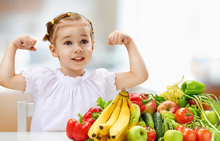 Польза фолиевой кислоты для детей