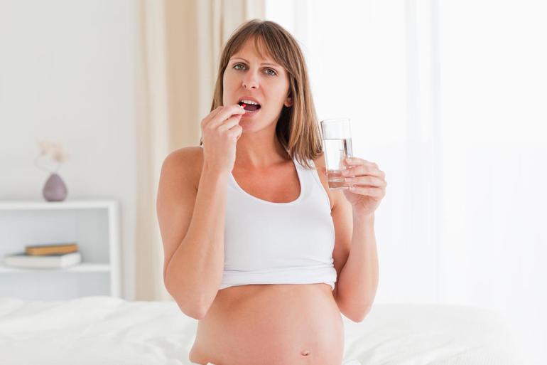 Урсосан при беременности и лактации