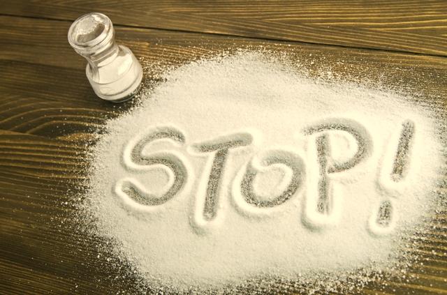 Ограничение потребления соли является обязательным